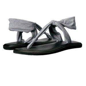 New Sanuk Yoga Sling Ella Sandals